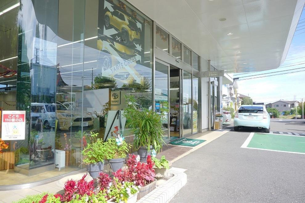 241_港北NT_外観㈫入口