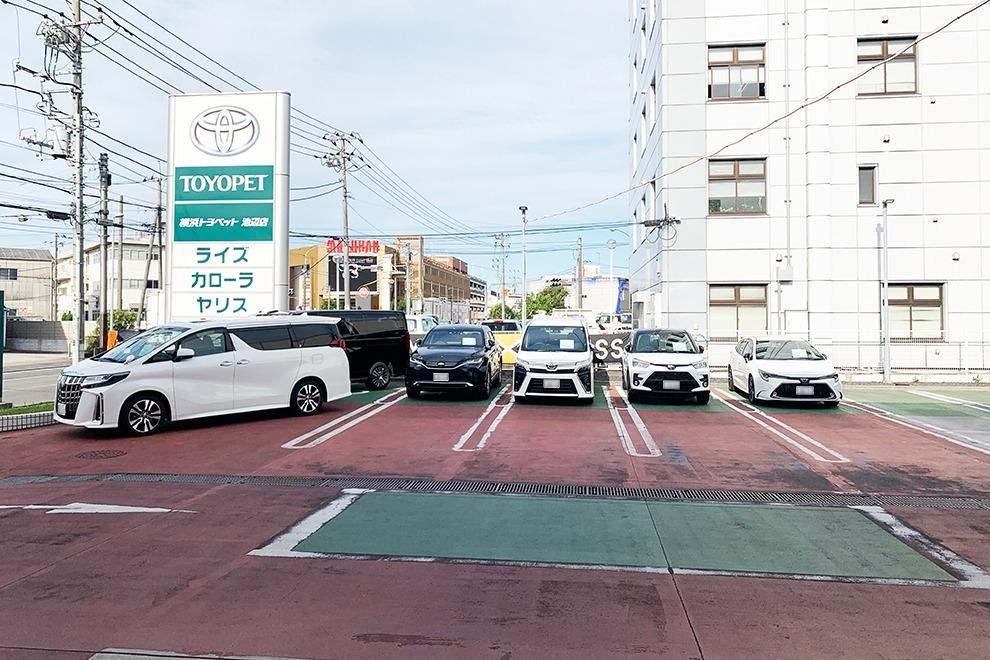 243_池辺店_駐車場