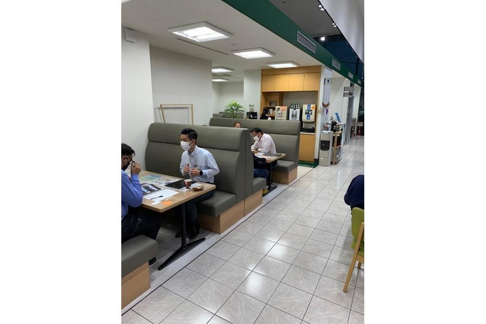 470_橋本店_接客