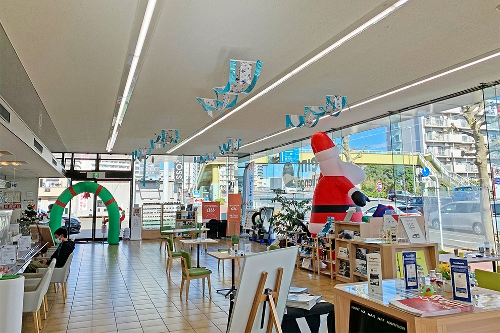351_鶴見中央店_ショールーム