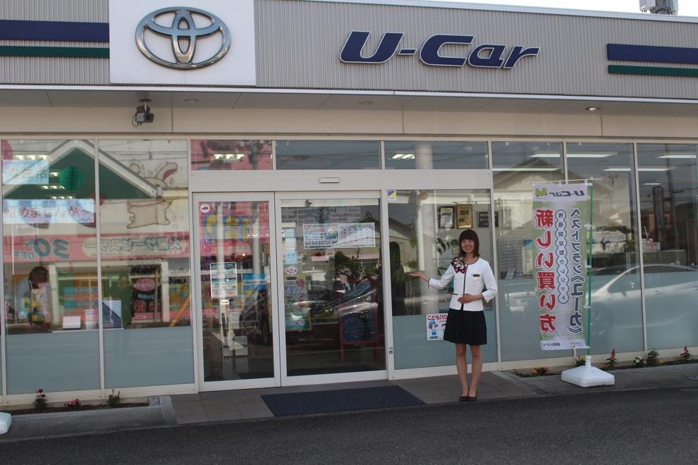 U-Car清水 店舗外観