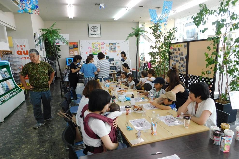 浜北店内観1
