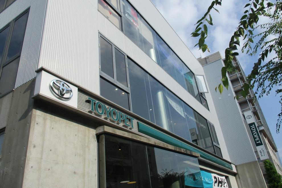 神戸トヨペット西神中央