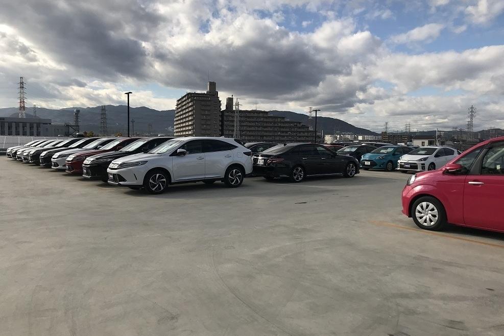 画⑤U-Car展示場