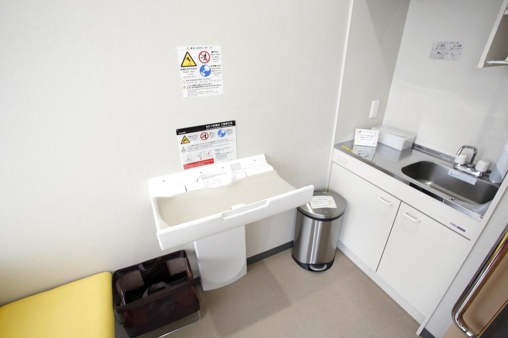 国体授乳室