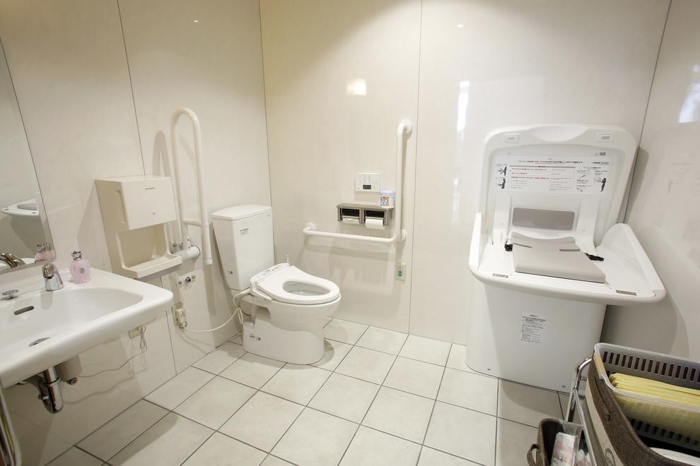北インター多目的トイレ