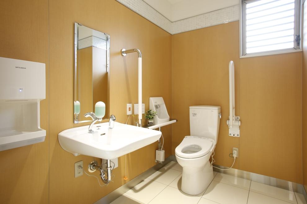 有田多目的トイレ