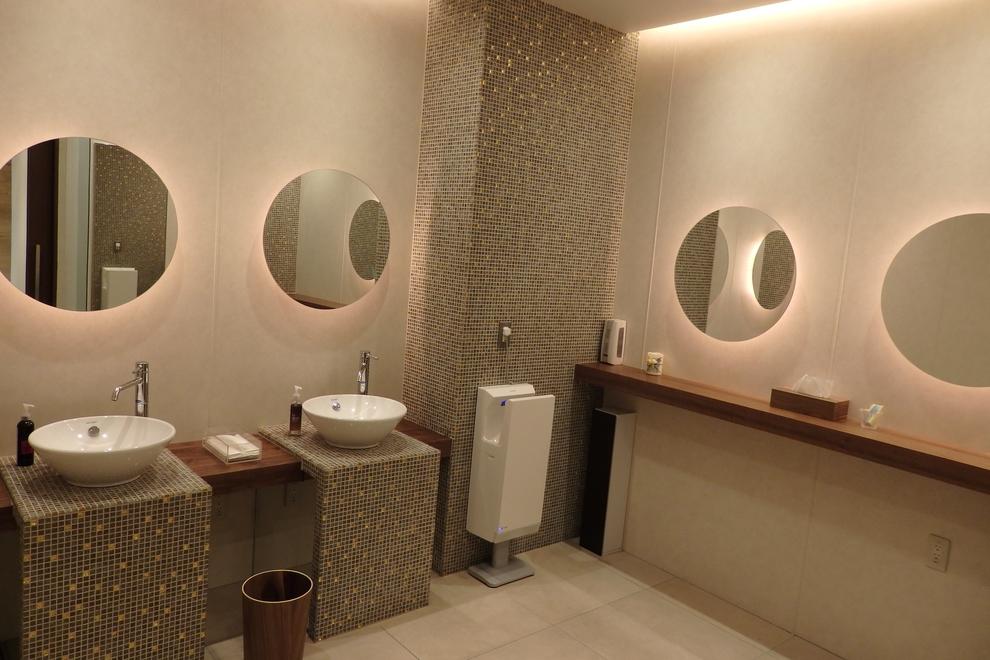 米子店化粧室(トイレ)
