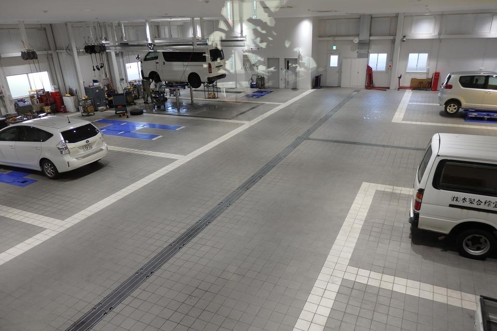 米子店整備工場(サービス)