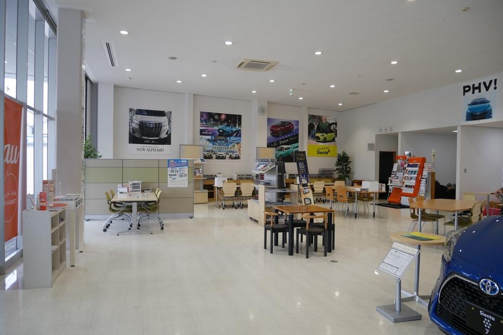 昭和店ショールーム