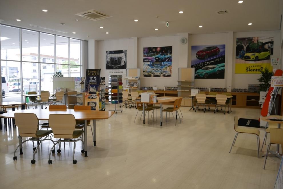 昭和店ショールーム3