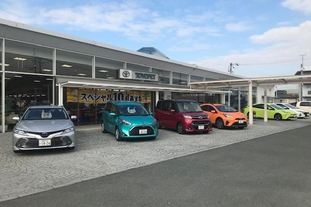 久留米店 駐車場 2019年ver