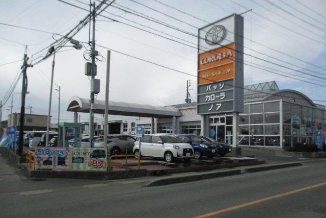 トヨタカローラ八戸 三沢店