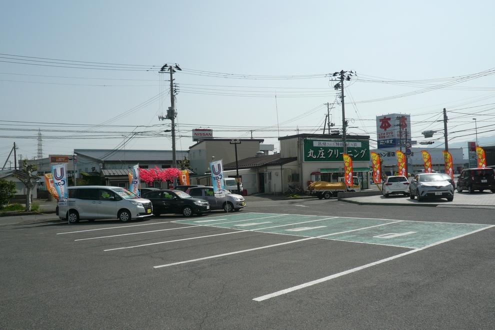 南大橋店駐車場