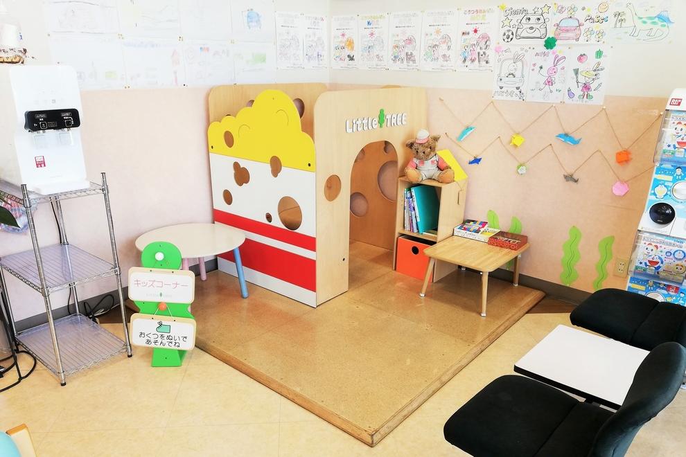 岩槻城町 キッズコーナー