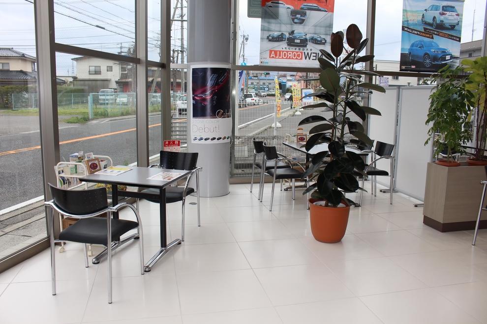 塩尻商談テーブル1
