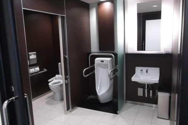 諏訪森プラザ トイレ