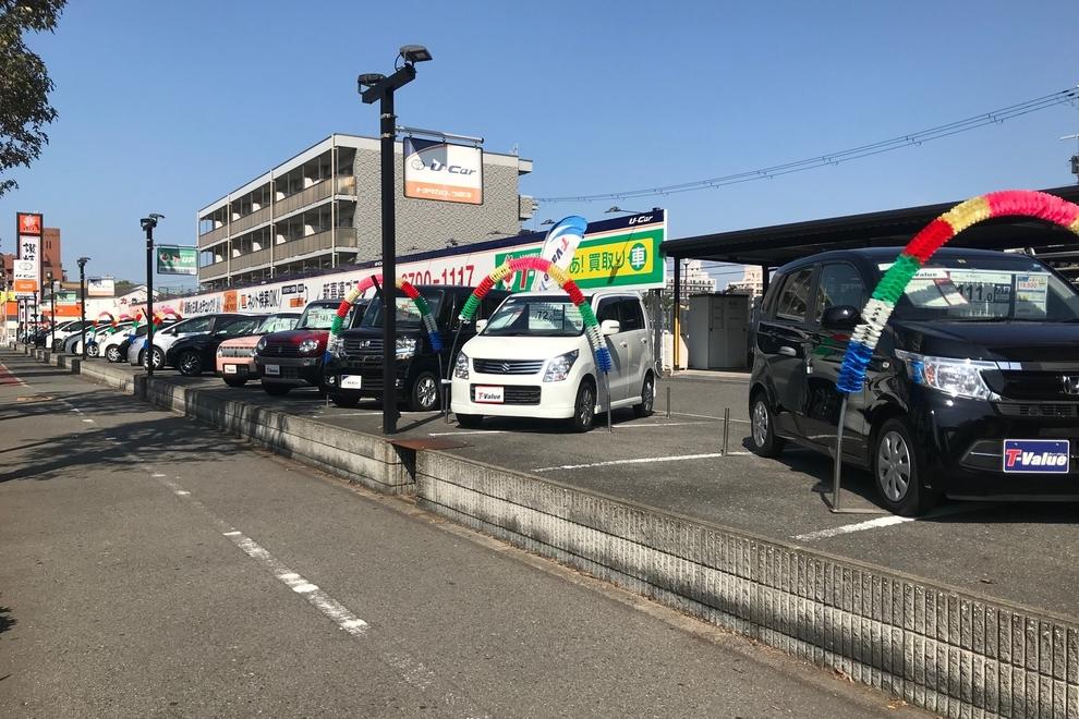 新喜連プラザ 展示車