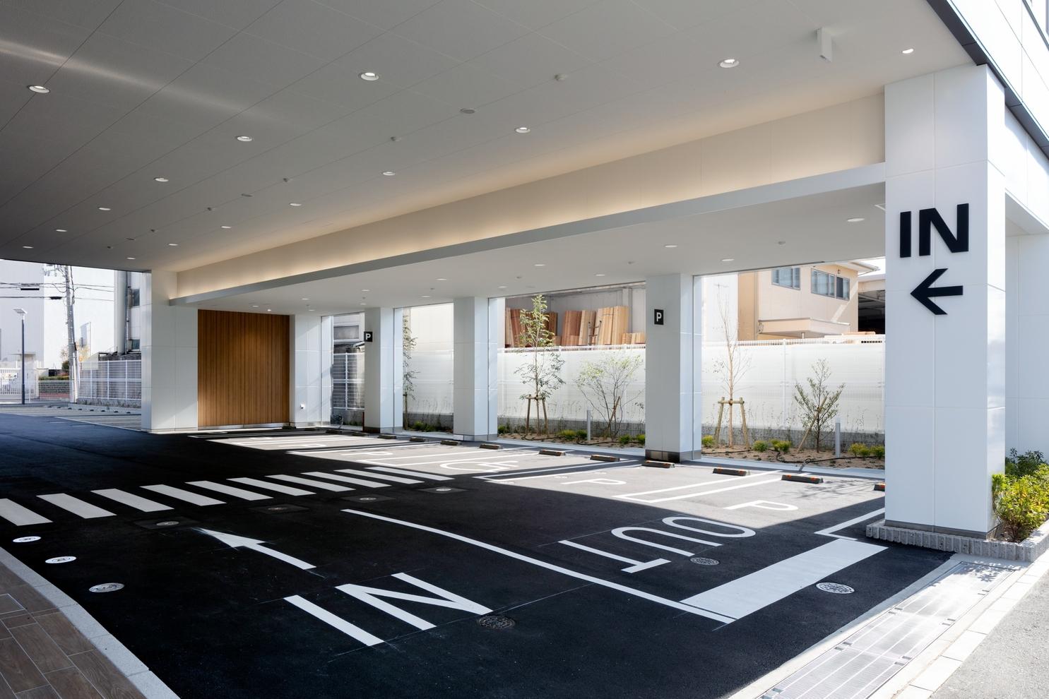 007_車路・駐車場