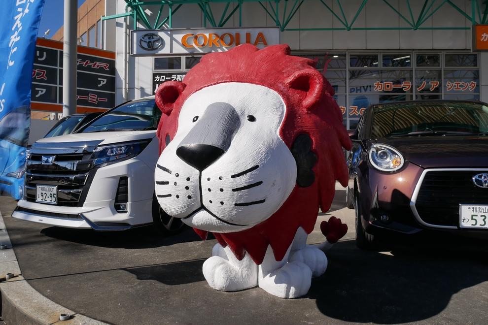 13 ライオン