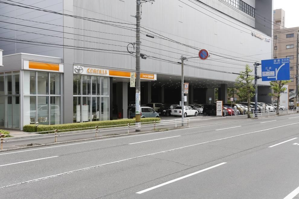 シャント広島本店 外観