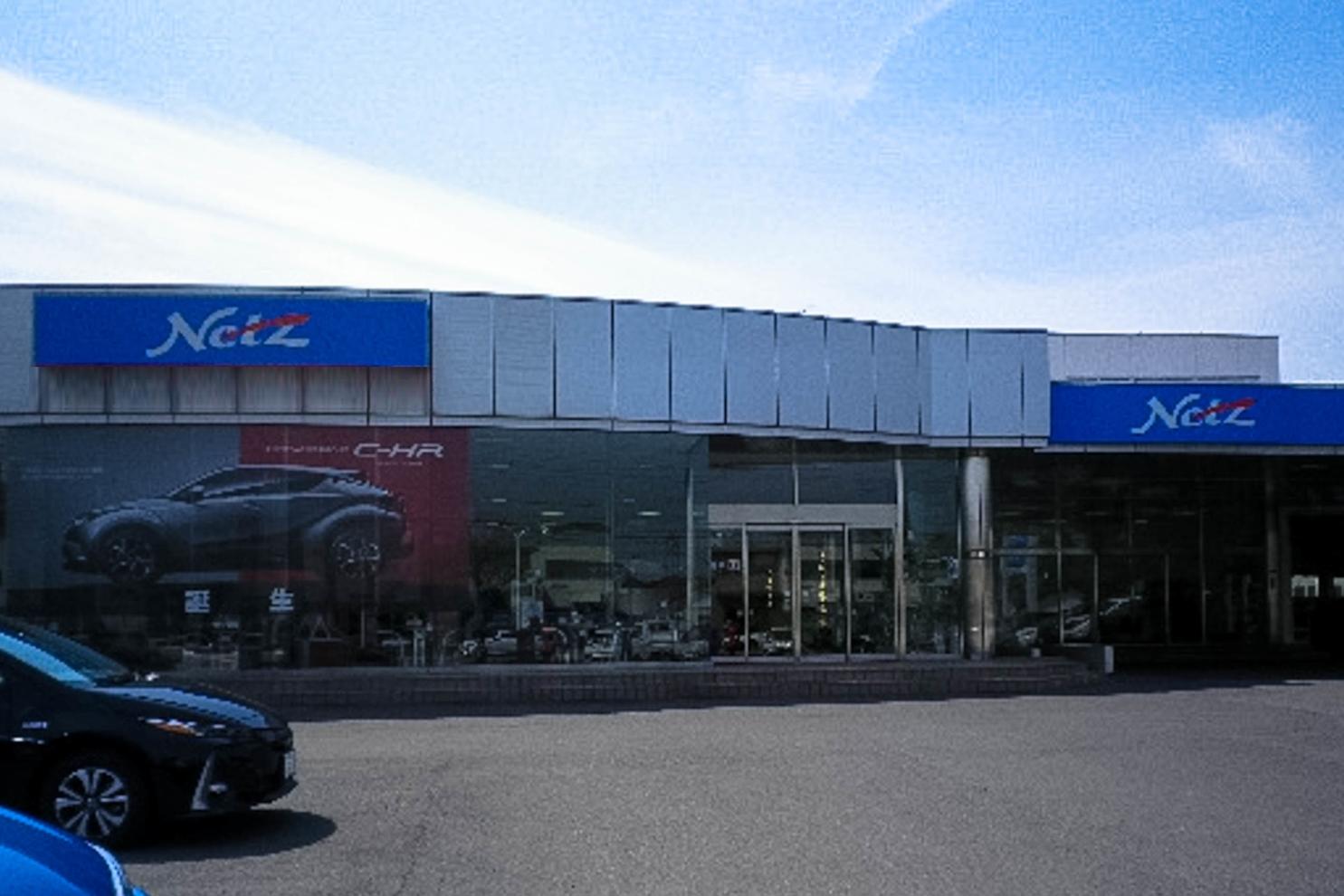 本社中央店外観