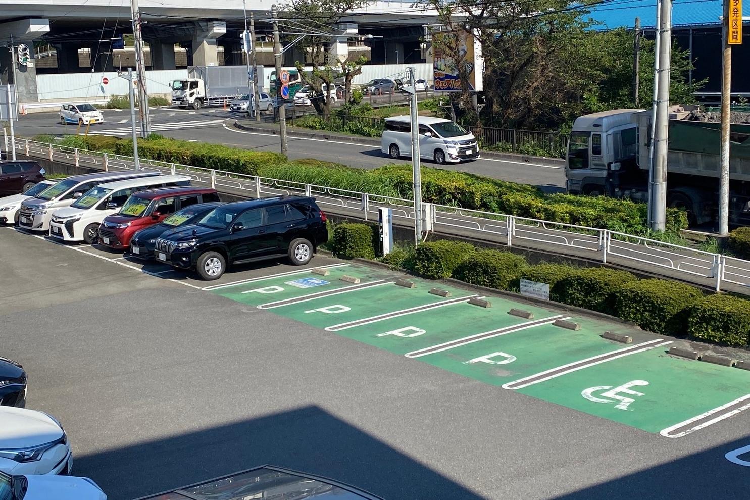 MN岩槻駐車場
