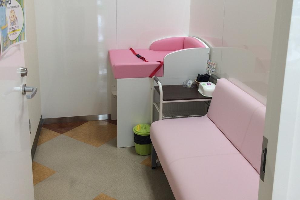 鴻巣 授乳室