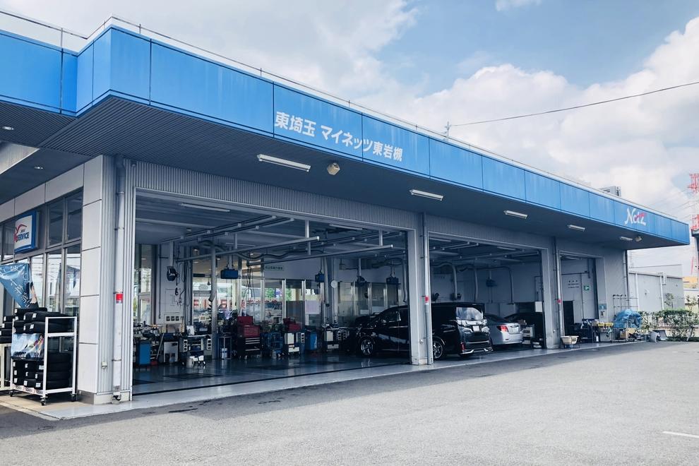 東岩槻 工場