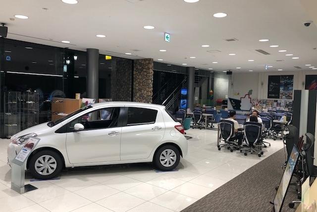 東松山店商談スペース