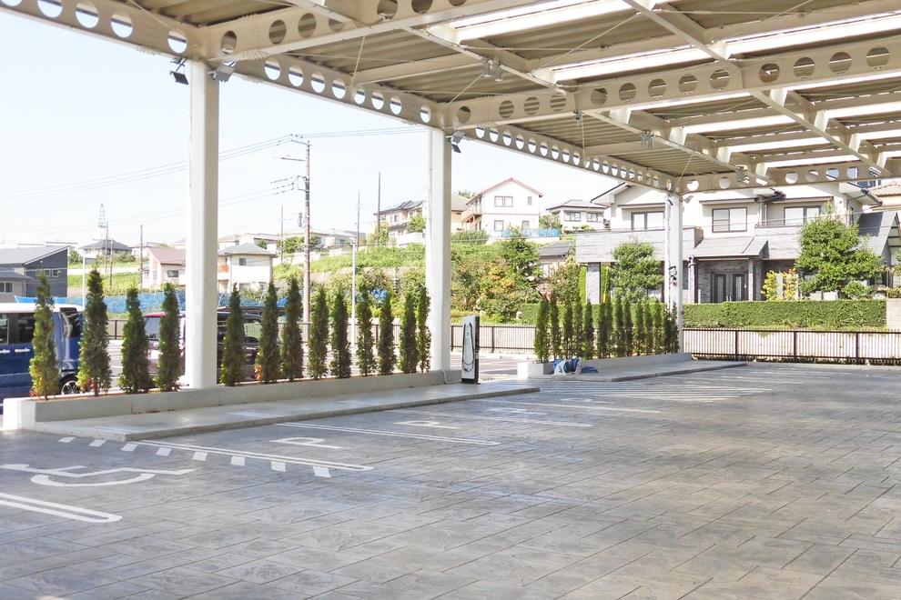 木更津ほたる野_駐車場
