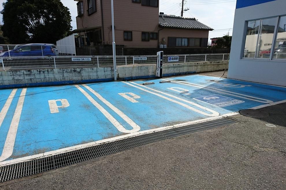 銚子三崎_駐車場