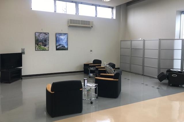 富里_待合スペース