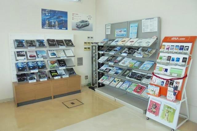 四街道_カタログコーナー