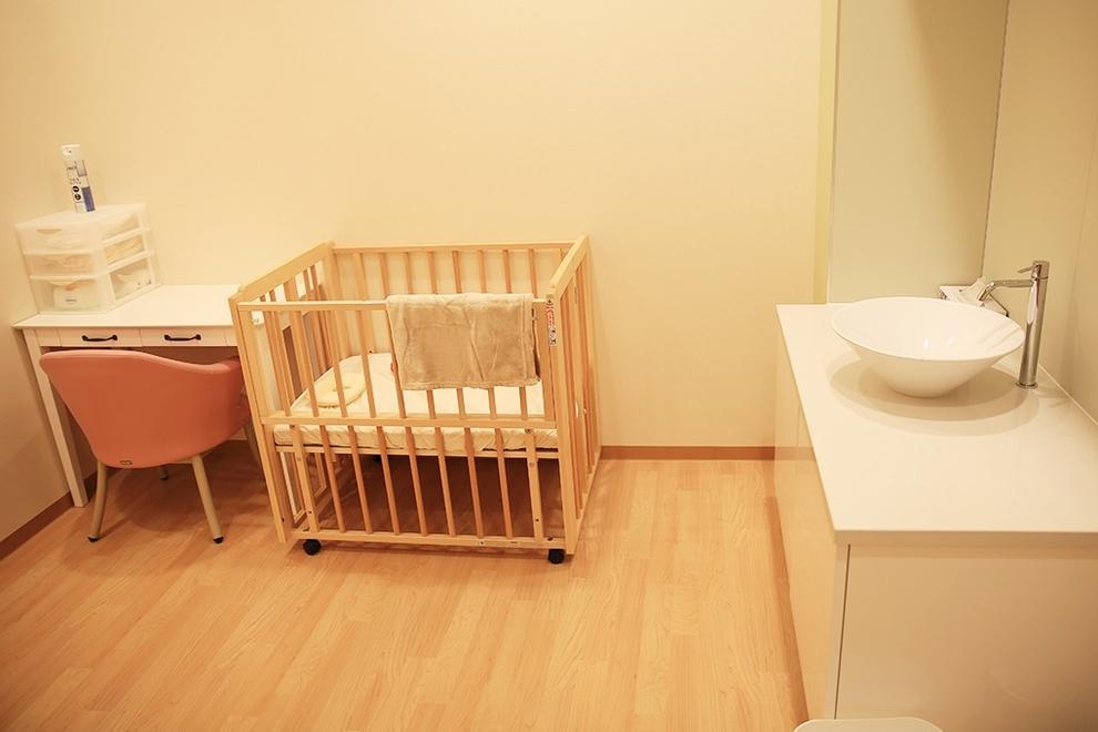 日野バイパス 授乳室