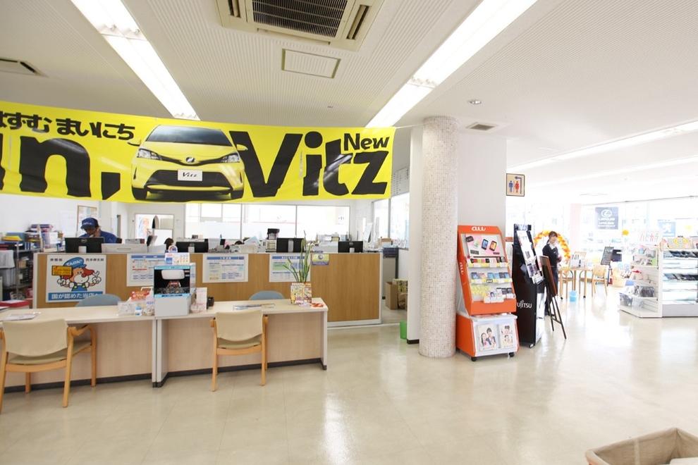 武蔵野台 店内写真2