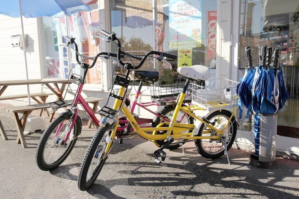 立川MC 自転車