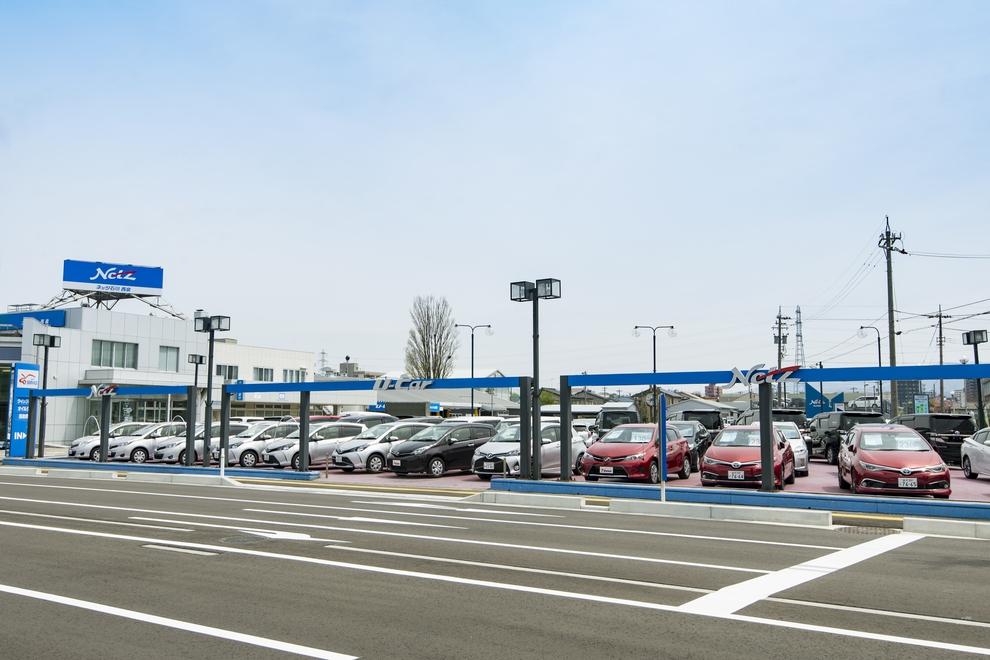 シャンツェ西泉U-Car展示場
