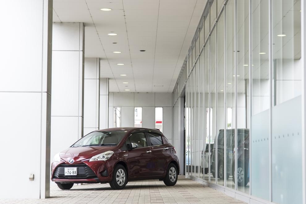 七尾店展示車