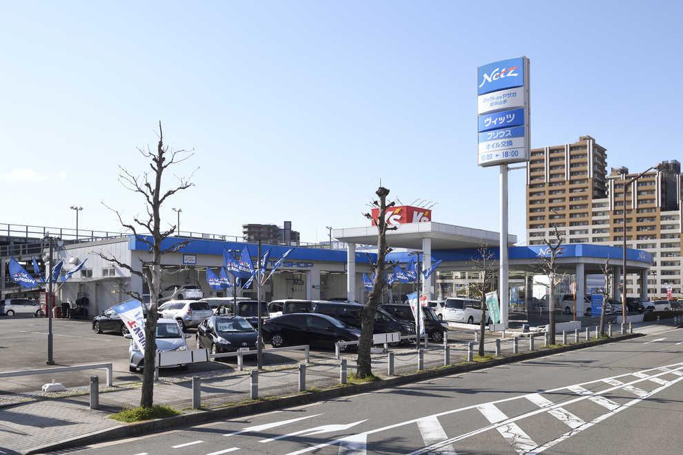 松井山手店外観2019
