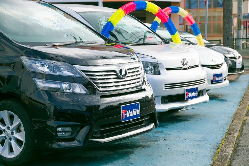 ネッツテラス三田_U-Car展示場