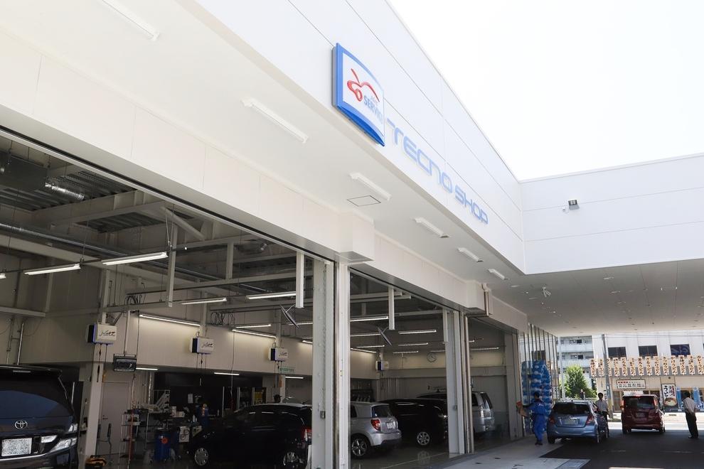 ネッツテラス宝塚_サービス工場