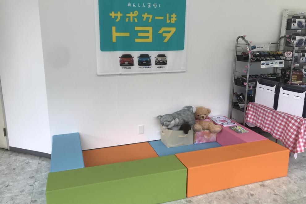 府内大橋店キッズルーム