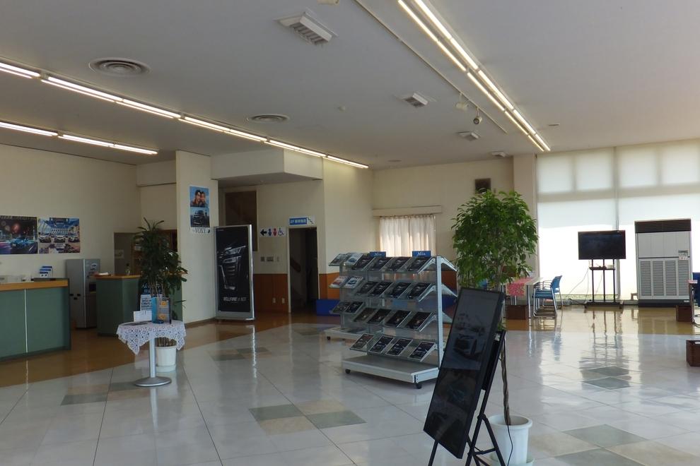 長岡本店 ショールーム