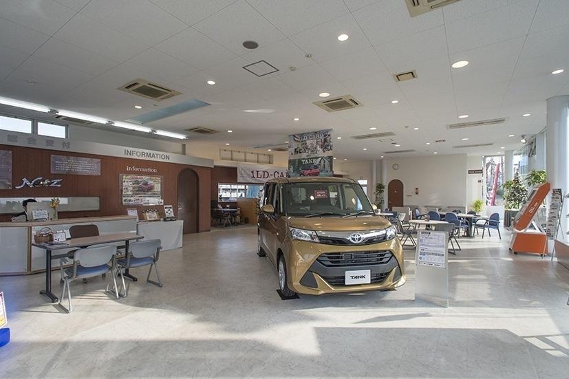 鍋屋上野店 ショールーム1