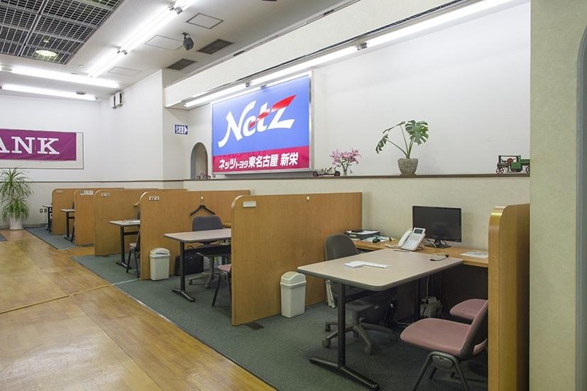 新栄店 ショールーム3