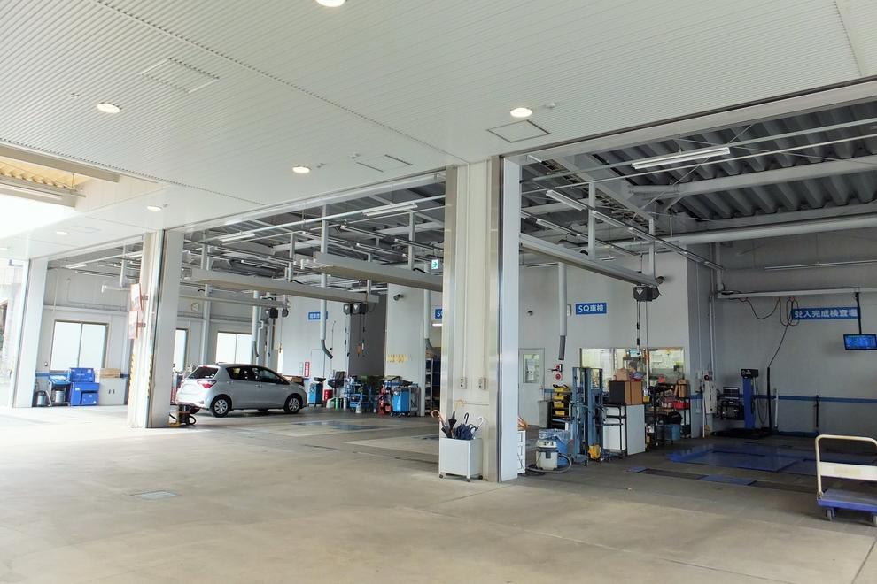 瀬戸店サービス工場