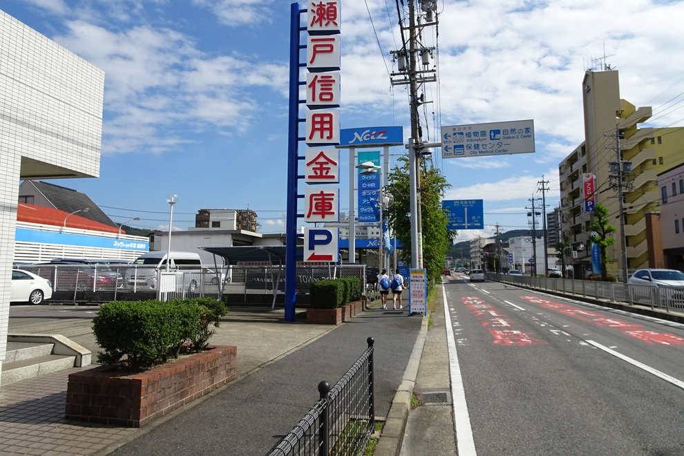 高蔵寺店ロケーション