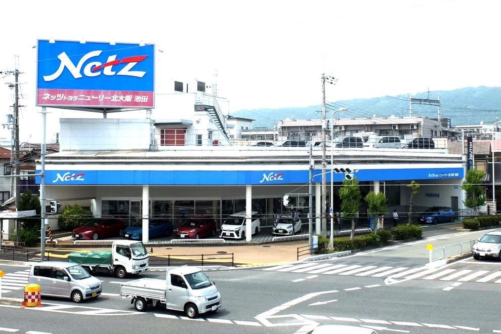 池田店外観