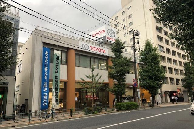 若林世田谷通り店